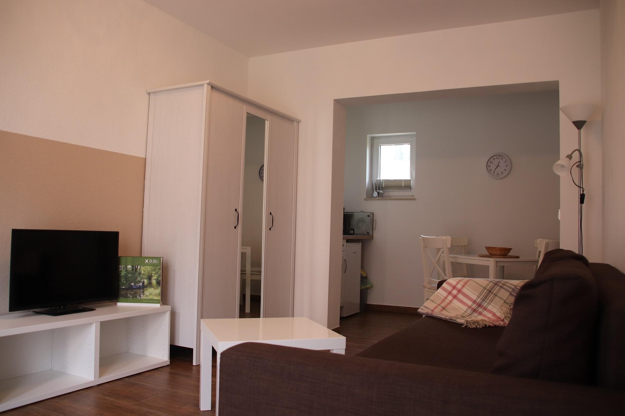 Appartement- Wohn- Essbereich