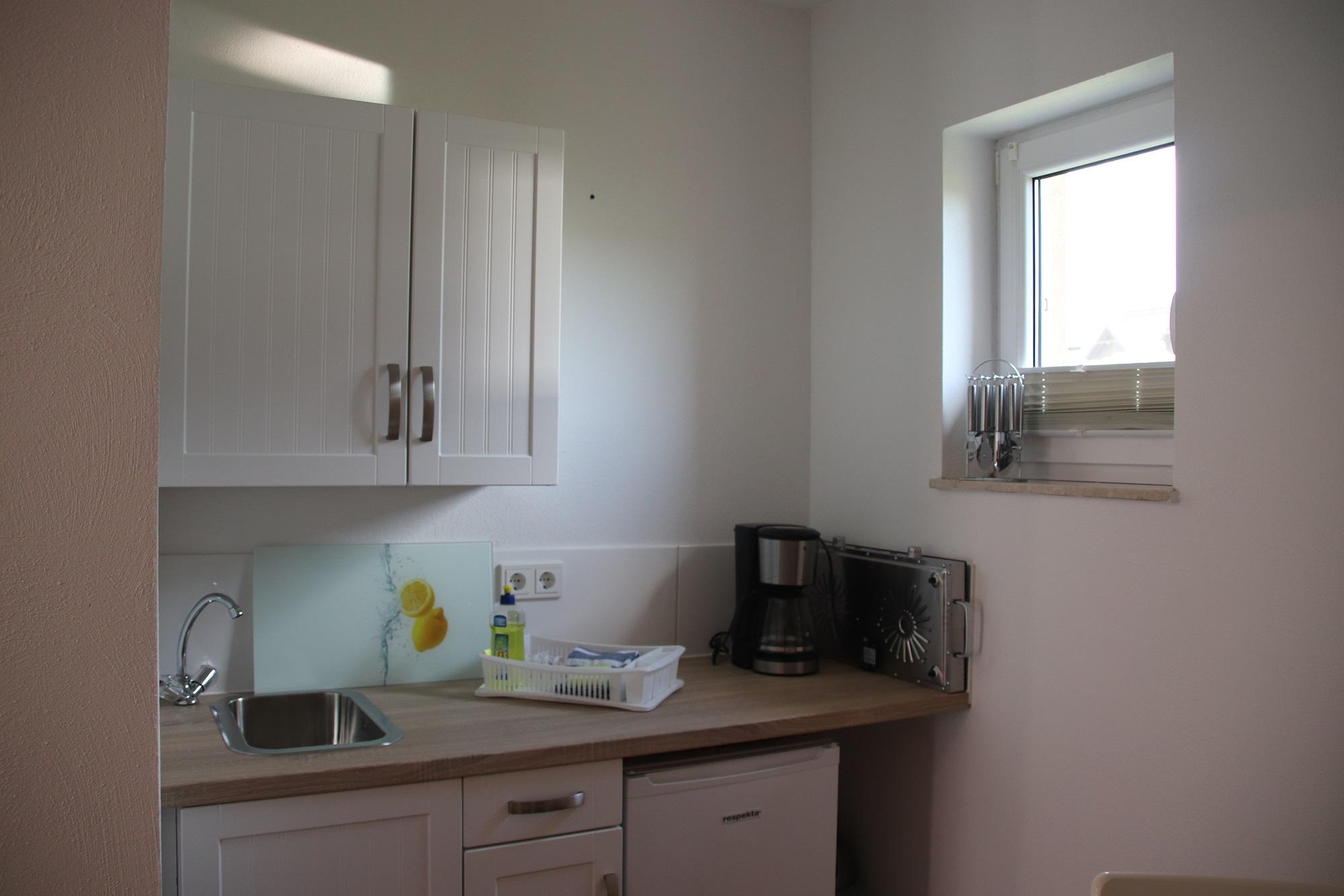 Appartement- Kleine Küche