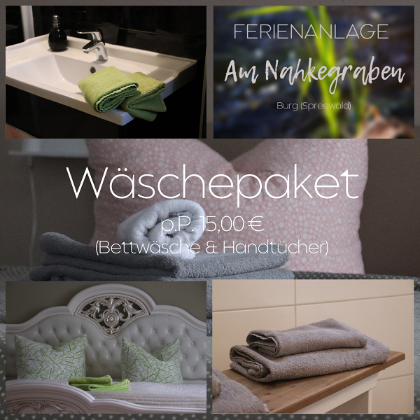 Wäschepaket